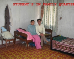 Students in the Family Quarters