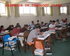 Bachelor of Theology Class