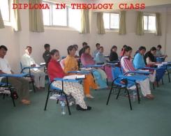 Diploma of Theology Class